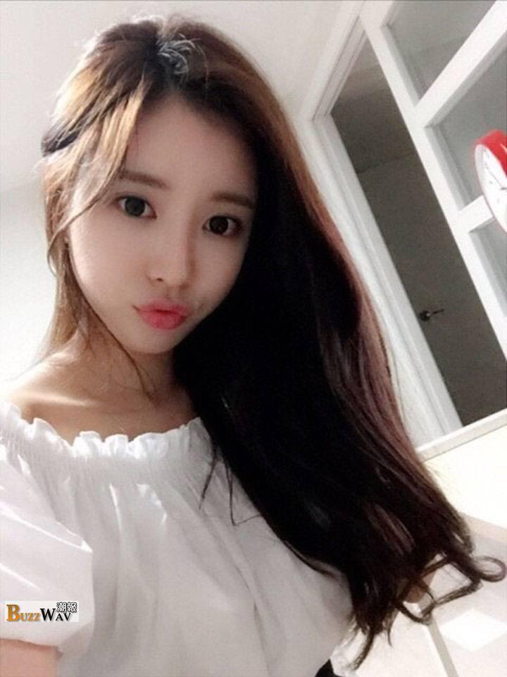 Korean fashion model