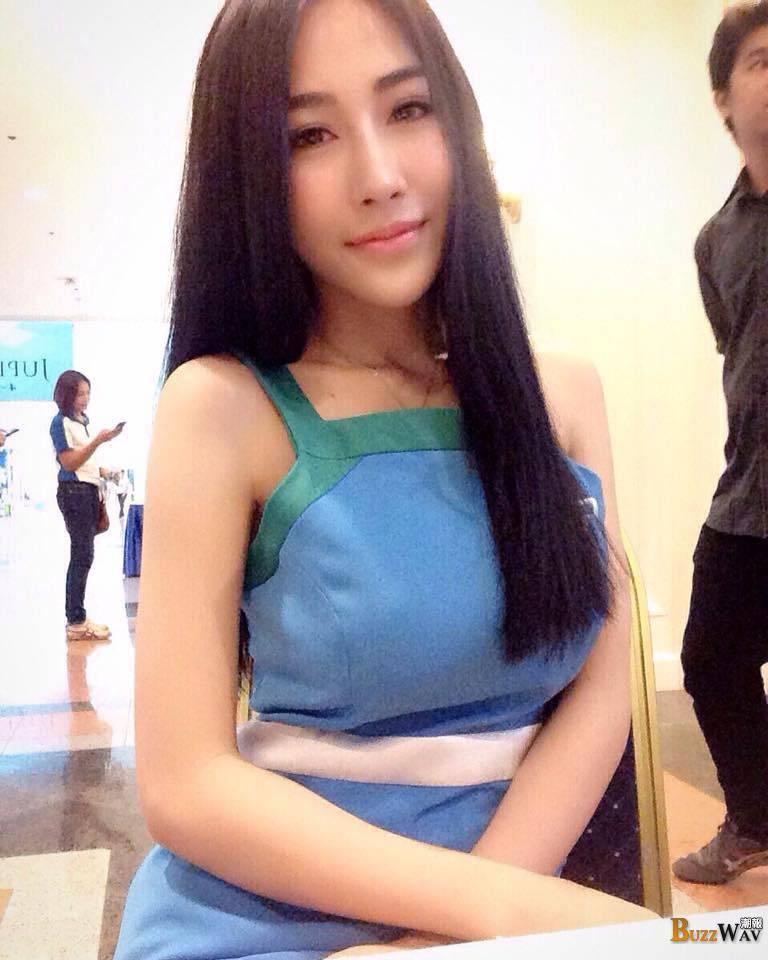Chotip Kungnang Jandahan Gorgeous Fair Skinned Thai Model -3353