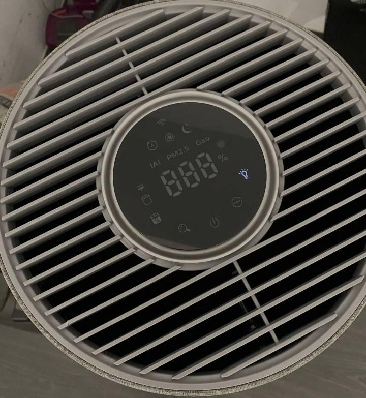 【心得】可過濾到PM0.003的飛利浦AC3033清淨機